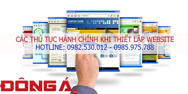 cac-thu-tuc-hanh-chinh-khi-thiet-lap-website